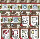Sheena Douglass - PERFECT PARTNERS - DECK THE HALLS COLLECTION - Stamps, Dies