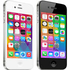 Apple iPhone 4s 16GB White, Black Factory Unlocked SIM Free Smartphone Mobile