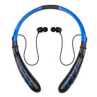 Wireless Bluetooth Stereo Headset Earphone Headphone Long Battery Truck Driver