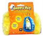 """MULTIPET HAPPY HUT LARGE BED 6.5"""" BIRD UPICK THE COLOR. FREE SHIPPING IN THE USA"""