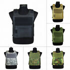 Tactical Vest Swat Battle Airsoft Combat Assault Plate Carrier Protective Vest