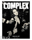 Lana Del Rey 'Army Of Me' Complex Magazine Issue Cover Poster or Art Print