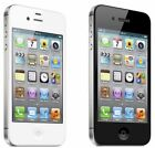 "APPLE IPHONE 4S 16G/32GB/64GB iOS 3G 8MP GPS WIFI  3.5"" GSM Unlocked SMARTPHONE"