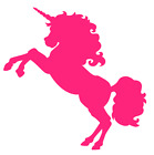 Unicorn Vinyl Decal Sticker Home Wall Cup Decor Choose Size