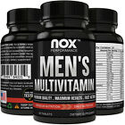 Men's Multi Vitamin - Powerful Nutrients - Complete Multivitamin For Men Formula $15.95 USD on eBay