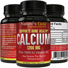 Calcium, 1200mg, Plus 1000IU Vitamin D3, Clinical Strength, Supports Bone Health on eBay