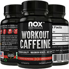 Caffeine Pills - Workout Premium Energy, Fast Acting! Energy Boost!