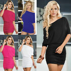 UK Womens Summer Bandage Bodycon Evening Cocktail Party Clubwear Dress Size 8-20
