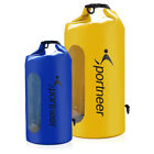 Sportneer Waterproof Dry Bag- 2L/10L/20L/30L for Beach, Kayak, Fishing, Camping