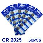 5/25/50PCS CR927 CR1216 CR1620 CR1632 CR2025 CR2032 CR2450 COIN CELL BATTERY 5B