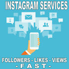 Instagram Service Follow # FAST # Trusted seller # safe & secure