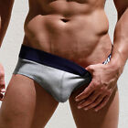 Men Boxer Briefs Breathable Shorts Comfortable Underwear Bulge Pouch Underpants
