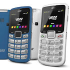 Brand New Yezz Exclusive Z10 2G Factory Unlocked Dual SIM-Quad Band Senior Phone