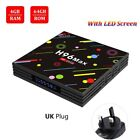 H96 MAX H2 Streaming Media Player 2.4GHz/ 5GHz WiFi Set Top Box Android 7.1