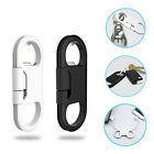 3in1 Bottle Opener Keychain Data Cable USB Charging Cord for Smart Phone Newest