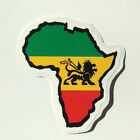 Lion of Judah Vinyl Sticker Decal Africa Rasta Jah Jamaica Reggae Music Ethiopia