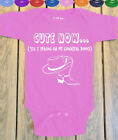 CUTE NOW... ('TIL I THROW ON MY COWGIRL BOOTS) Baby Infant Bodysuit NB-18M horse