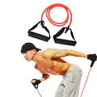 Fitness Elastic Resistance Pull Rope Exercise Tubes Elastic Workout UK