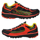 Dare2b Raptare Mens Lightweight Breathable Running Shoe Red/Black