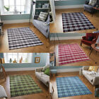 NEW MACHINE WASHABLE MODERN ANTI-SLIP QUALITY COTTAGE FLATWOVEN GREAT VALUE RUGS
