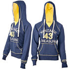 Womens Hoodies Pullover Ladies Warm Fleece Hooded Sweatshirt Jacket Top