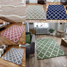 MODERN HAND TUFTED WOOL & VISCOSE THICK PILE RUGS ORIENTAL WEAVER AREA FLOOR RUG