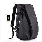 Causal Travel Oxford Backpack for Young Men Fashion Rider Bag Laptop Schoolbag