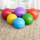 A2ZCare Toning Ball/Soft Weighted Mini Medicine Ball Single/Set 2 3 4 5 6 8 x image