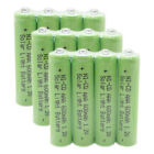 Wholesale Triple A 1.2v NICD 600mAh AAA Rechargeable Batteries for Solar Light