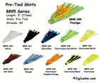 Внешний вид - Pro-Tied Silicone Skirts for Hula Poppers, Spinners, Buzzbaits, or Jigs