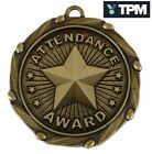 Combo Attendance Medal with ribbon 45 mm (Engraving available)