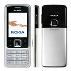Nokia 6300 Unlocked Bluetooth Classic Mobile Phone Old Cell Phone 3 Color