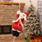 Santa Claus Hanging Christmas Tree Pendant Ornament Home Xmas Party Decoration