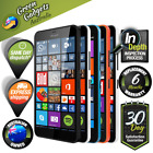Microsoft Lumia 640 XL 8GB 4G Black Orange Cyan White Unlocked Smartphone