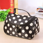 Lady Large Travel Organizer Toiletry Cosmetic Make Up Holder Case Bag Pouch Wash