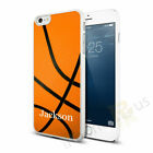 Basketball Personalised Any Name Phone Case Cover For Top Mobiles OD2