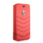 iPhone 7/8 FERRARI Book Style Case Leather by CG Mobile