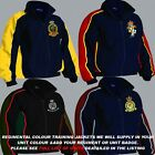 UNITS R TO S EMBROIDERED FULL REGIMENTAL COLOUR TRAINING JACKETS