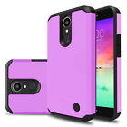 For LG K40 K30 K20 Plus Shockproof Hybrid Armor Hard Protective Phone Case Cover