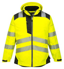 Portwest Vision Hi-Vis Tex Pro Ref Tape Softshell Jacket Sizes S-6XL Class 3