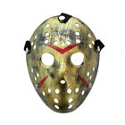 Jason Voorhees Friday the 13th Horror Movie Hockey Mask Scary Halloween Mask USA