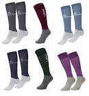 LeMieux COMPETITION Ultra Close Contact Technical Cotton RIDING SOCKS Twin Pack