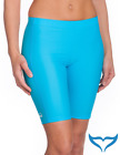 iQ UV 300 Shorts Slim Fit Women Damen XS S M L XL XXL turquoise türkis Sport NEU