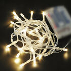 Meteor Shower Falling Star Rain Drop Icicle Snow LED Xmas Tree String Light US