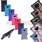 Shockproof Hybrid Rugged Belt Clip For Samsung Galaxy Note 9 Case Cover
