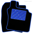 Fiat Ducato Van (2nd gen) (1994 - 2006) Tailored Car Floor Mats Black (Q)