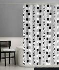 New Fabric and PEVA Shower Curtains Collection by Mainstays 70 in x 72