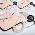 Внешний вид - Gifts Pearl Party Chain Girls Necklace Hot Jewelry Beads Children Lace Beautiful