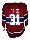 Youth Montreal Canadiens Carey Price Outerstuff Red Replica Home Jersey
