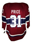 Youth Montreal Canadiens Carey Price Outerstuff Red Replica Home Jersey $58.49 USD on eBay